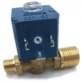 Elettrovalvola man/automatic. 1/2 M 1/4 M HE021001683